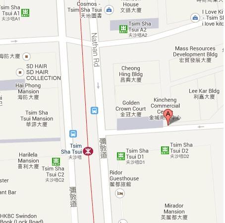 tsui wah location