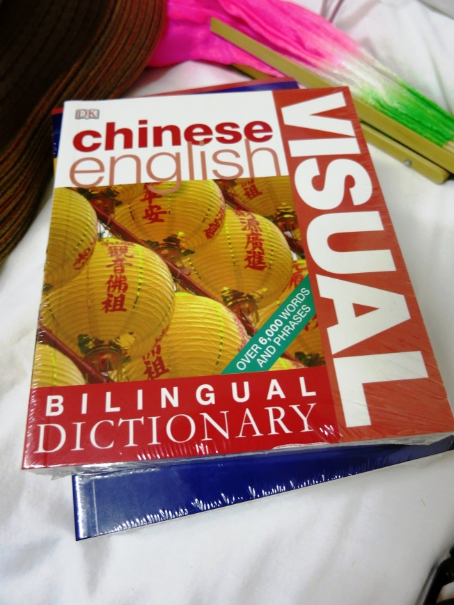 Chinese-English Bilingual Dictionary