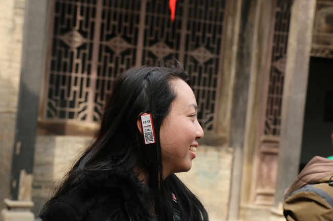 Dalvin, Filbert and I took turns listening to the audio guide and explaining to others what the place was all about. Similar with Forbidden City's audio guide, it will automatically talk about the place you are currently in, and even guide you where to go next.