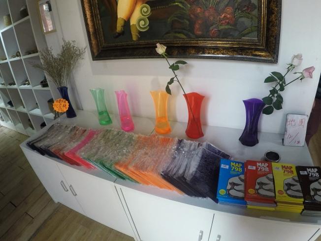 Plastic Vase!